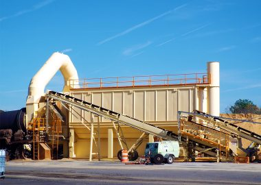Asphalt Plant Paint - Baghouse Paint