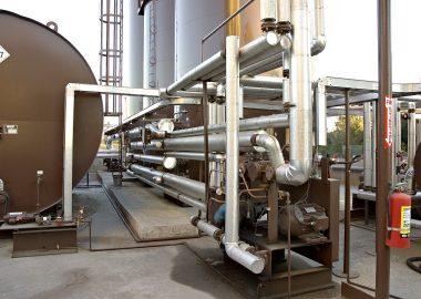 Asphalt Plant Paint - Fuel Tank Paint