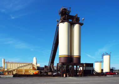 Asphalt Plant Paint - High Temperature Paint