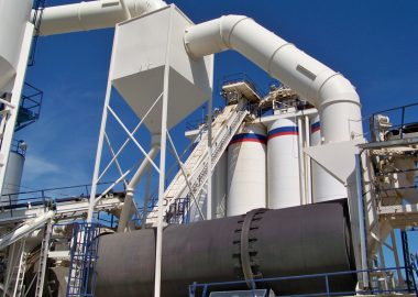 Asphalt Plant Paint - High Temperature Duct Paint