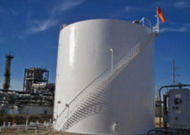 Sweet NAPTHA Storage Tank
