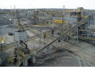 Quarry Equipment Paint & Conveyor Paint