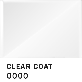 0000 - Industrial Paint Color Selector | Clear Coat