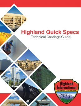 Highland Quick Specs Cover