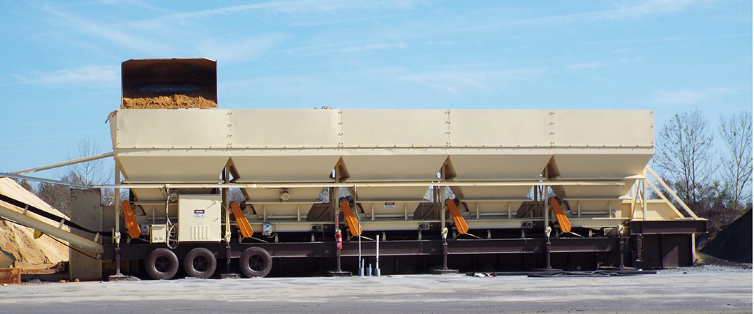 Paint for Cold Feed Bins Coatings for Feed Systems Paint for Aggregate Feed Systems Paint for Cold Conveyors