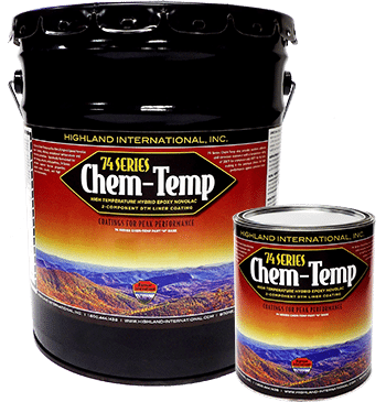 ChemTemp Epoxy Novolac- Tank Liner, Internal Pipe Coating, Secondary Containment Coating, CUI Coating Hybrid Epoxy Novolac Liner Coating. Chemically Resistant Epoxy Coating Abrasion Resistant Epoxy Novolac Coating - Liner & DTM, PIG Applied In-Situ Epoxy Coating, In-Situ Epoxy Novolac Coating
