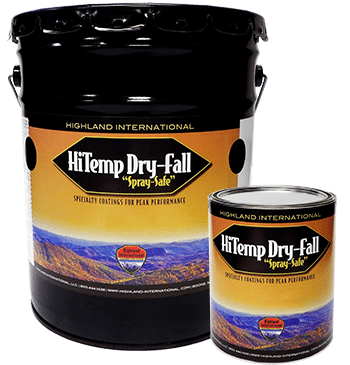 High Temp Dry Fall Paint HiTemp Dry Fall Paint High Temperature Dry Fall Paint High Temp Dry Fall Coatings HiTemp Dry Fall Coatings High Temperature Dry Fall Coatings, High Temp Dry Fall Primer, High Temp Dry Fall Topcoat