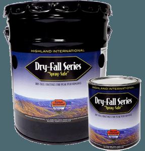 Industrial Dry Fall - Dry Fall Epoxy Primer, Dry Fall Urethane Topcoat, Dry Fall Epoxy DTM, Dry Fall Alkyd Primer, Dry Fall Acrylic Dry Fall Zinc Rich Epoxy Primer Acrylic Exterior Dry Fall paint