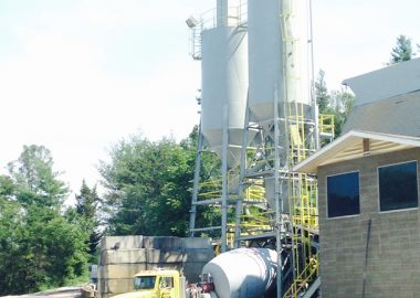 Concrete Plant Paint