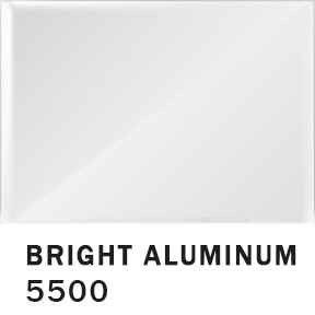 5500 - Industrial Paint Color Selector | Bright Aluminum