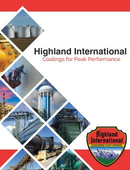 High Temp Paint, Heat & Color Stable Coatings | Highland